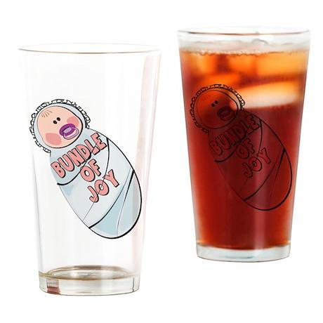 Bundle Of Joy Drinking Glass