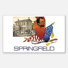 ABH Springfield Sticker (Rectangle)