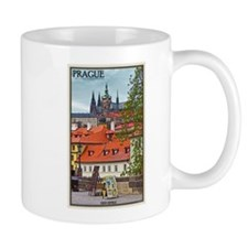 Prague Castle Mug