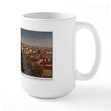 Old Town Prague Pano Mug