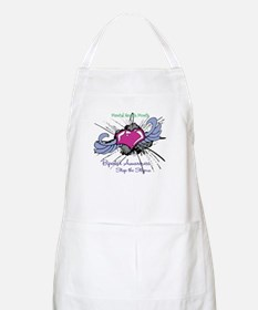 Mental Health Month Apron
