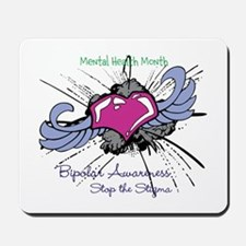 Mental Health Month Mousepad