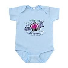 Mental Health Month Infant Bodysuit