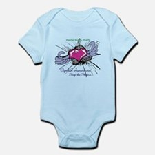 Mental Health Month Infant Bodysuit
