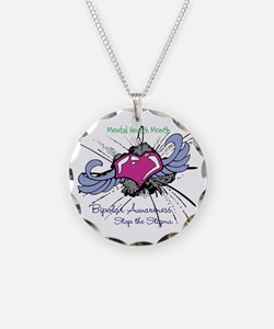 Mental Health Month Necklace
