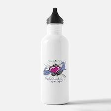 Mental Health Month Water Bottle