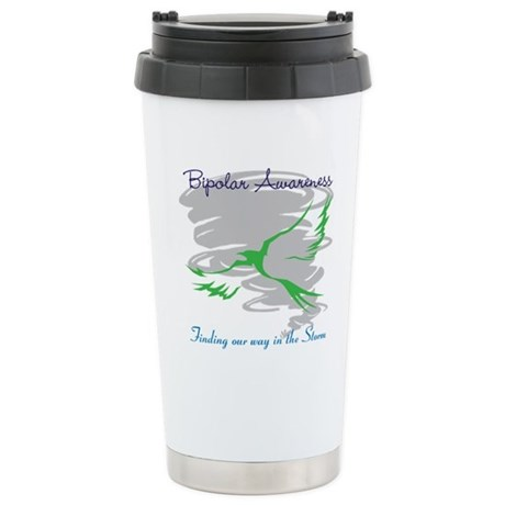 The Storm Stainless Steel Travel Mug