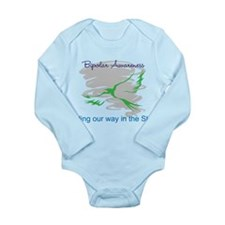 The Storm Long Sleeve Infant Bodysuit