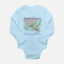 The Storm Long Sleeve Infant Bodysuit