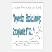 Quotes Postcards (Package of 8)