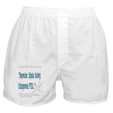 Quotes Boxer Shorts