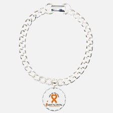 With All My Heart Leukemia Bracelet