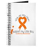 Leukemia Journals & Spiral Notebooks