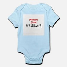 Mommy's Little Headbanger Infant Bodysuit