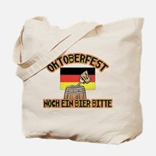 Oktoberfest Another Bier Please Tote Bag