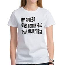 My Priest is better Tee