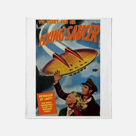 $59.99 Vic Torry & Flying Saucer Blanket