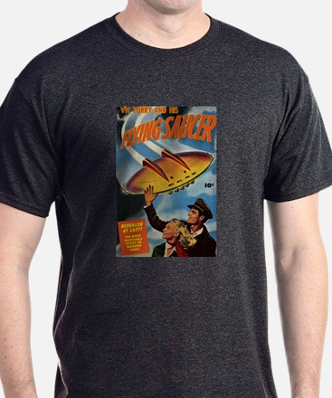 $24.99 Vic Torry & Flying Saucer T-Shirt