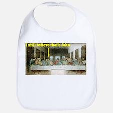 Last Supper Bib
