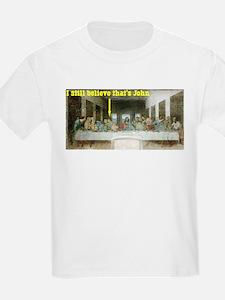Last Supper Kids T-Shirt