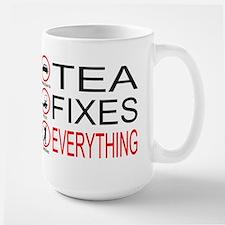 Tea Fixes Everything Coffee Mug