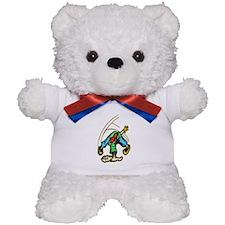 Breakdancing Style Teddy Bear