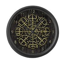 Nordic Guidance - Viking Comp Large Wall Clock
