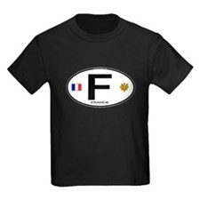 France Euro Oval T