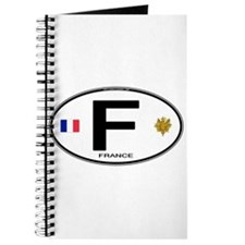 France Euro Oval Journal
