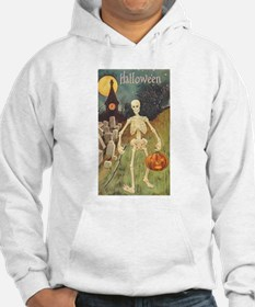 skeleton Jumper Hoody