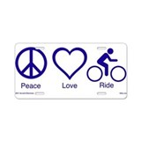 Biking License Plates