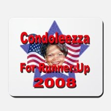 Condoleezza Rice For Runner-U Mousepad