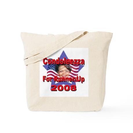 Condoleezza Rice For Runner-U Tote Bag