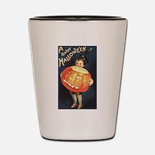 Pumpkin Kid Shot Glass