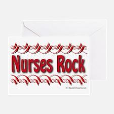 Nurses_Rock Greeting Cards