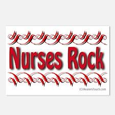 Cute Nurse rock Postcards (Package of 8)