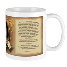 Amazing Miracle Oil Mug Mugs
