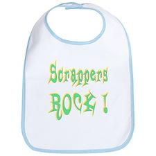 Scrappers Rock ! Bib