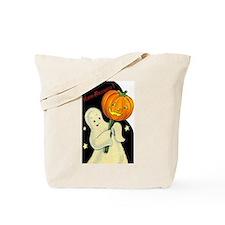 Halloween Ghost Tote Bag