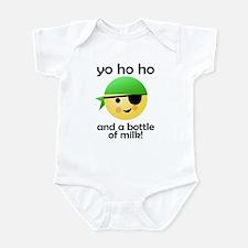 Pirate Bob: Yo Ho Ho Infant Bodysuit