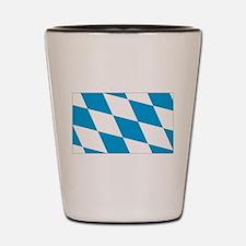 Bavaria Flag Bavarian Flag Shot Glass