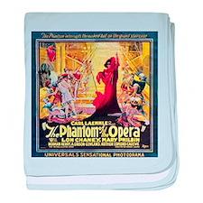 Original Phantom baby blanket