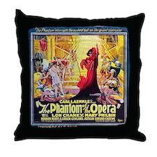 Original Phantom Throw Pillow