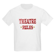 Theatre Rules T-Shirt