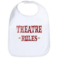 Theatre Rules Bib