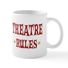 Theatre Rules Mug
