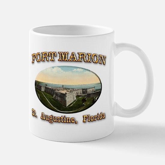 Fort Marion Mug