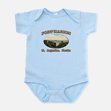 Fort Marion Infant Bodysuit