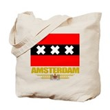 Amsterdam Regular Canvas Tote Bag