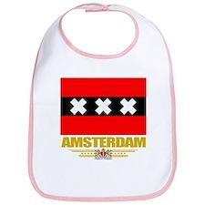 Amsterdam Flag Bib